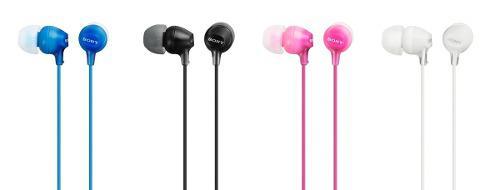 Audifono Sony Ex10 5 Colores Excelente Sonido Envio Gratis