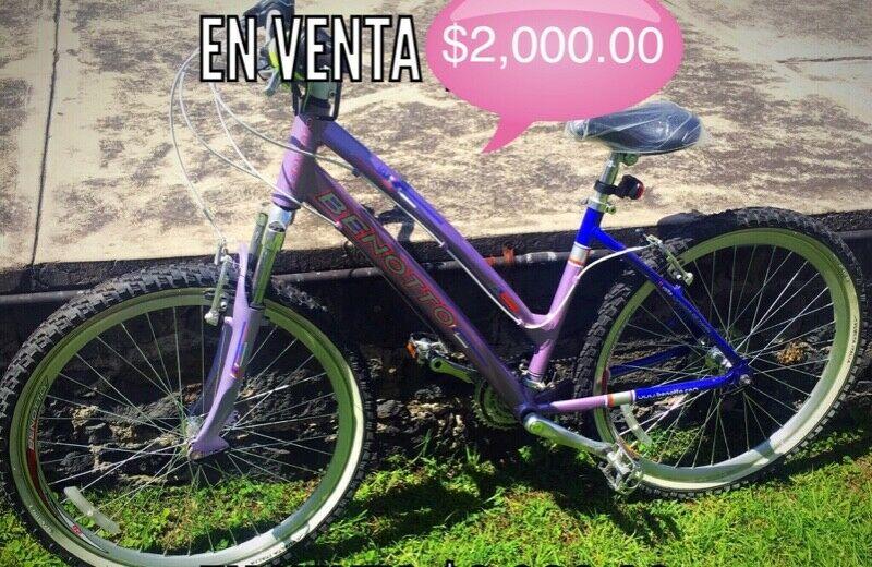 Bicicleta Benotto Remate!!