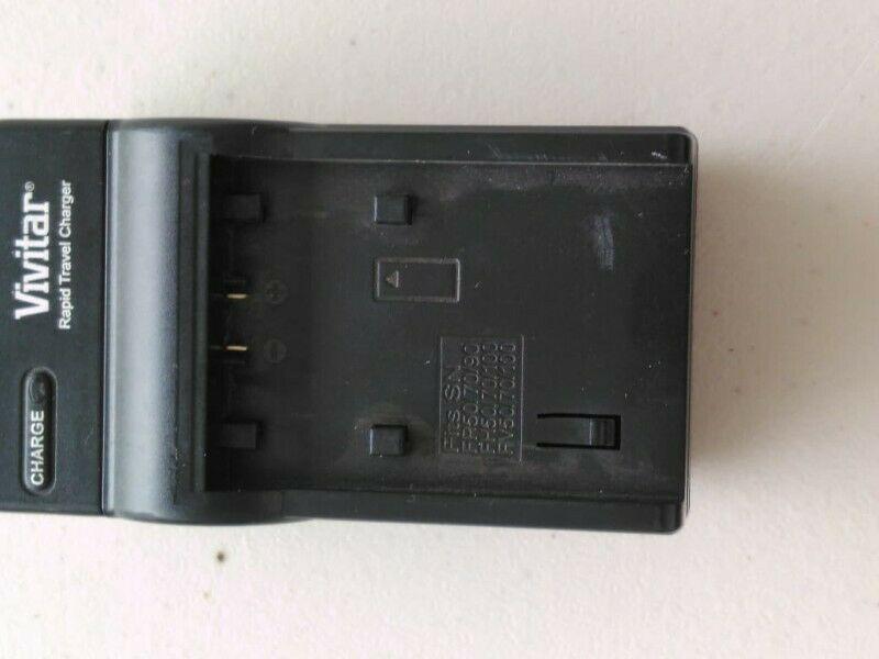 Cargador de Baterias para Camaras Sony