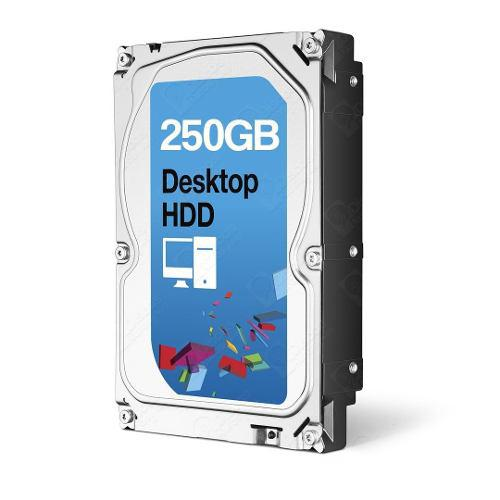 Disco Duro Interno New Pull 250gb Sata 3.5 Varias Marcas