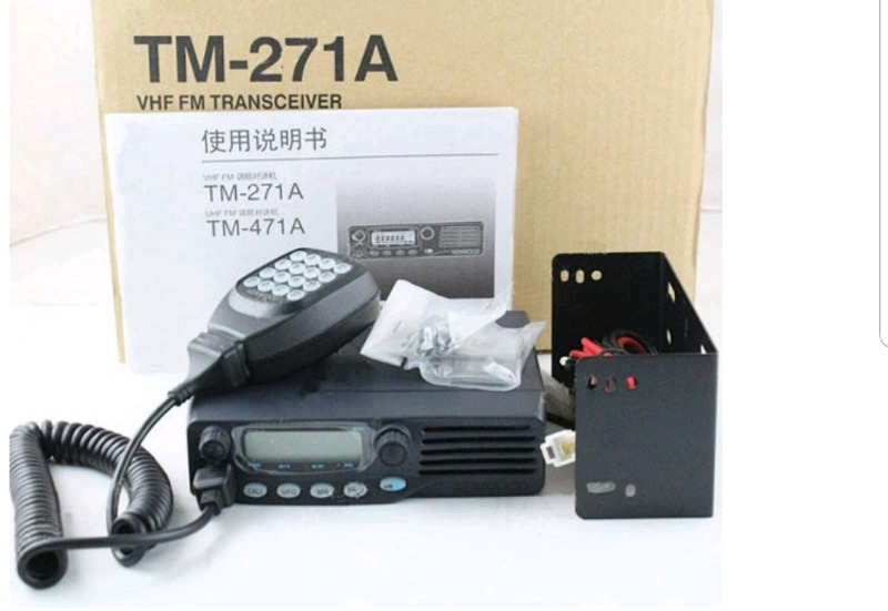 Radio movil tm271