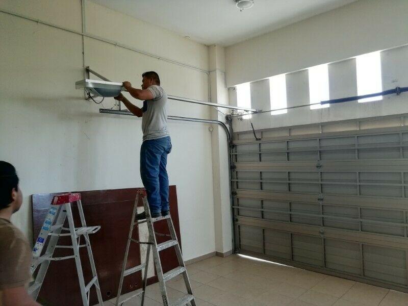 Reparación de portones electricos