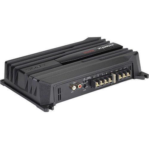 Amplificador Sony Xm-n502 De 2 Canales 500 W Clase D