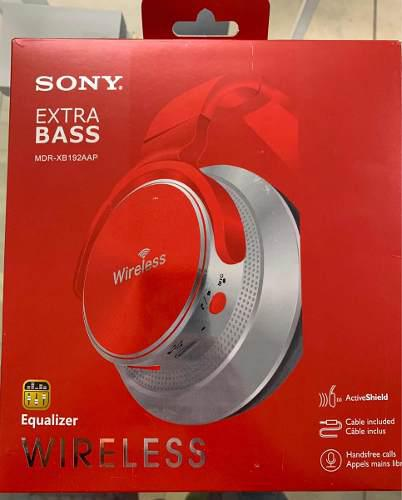 Audífonos Bluetooth Sony Recargables Con Ranura Micro 192aa