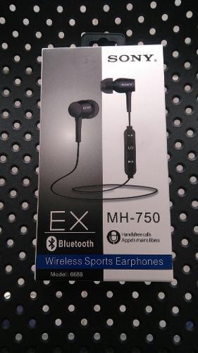 Audifonos Bluetooth Sony Mod Mh-750