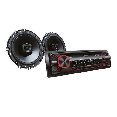 Auto Estereo Bluetooth® Con Bocinas De 16cm (6.5pulg.)