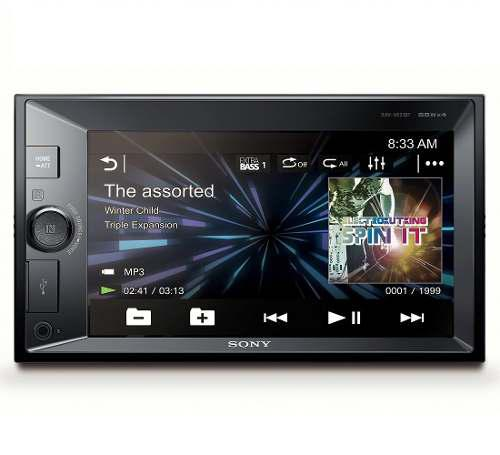 Auto Estereo Pantalla Sony Buetooth Xav-v631bt Android Siri