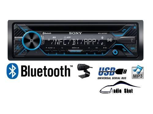 Auto Estereo Sony Mex-n4200bt