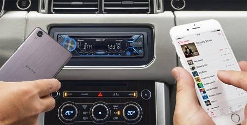Auto Estereo Sony Mex-n4200bt Bluetooth Garantia Coche Carro