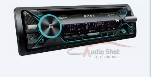 Auto Estereo Sony Mex-n5200bt Bluetooth Multicolor