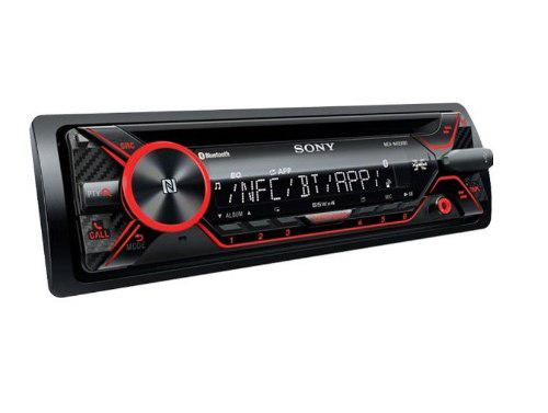 Autoestereo Sony Mex-n4200bt Bluetooth Nfc Usb Cd