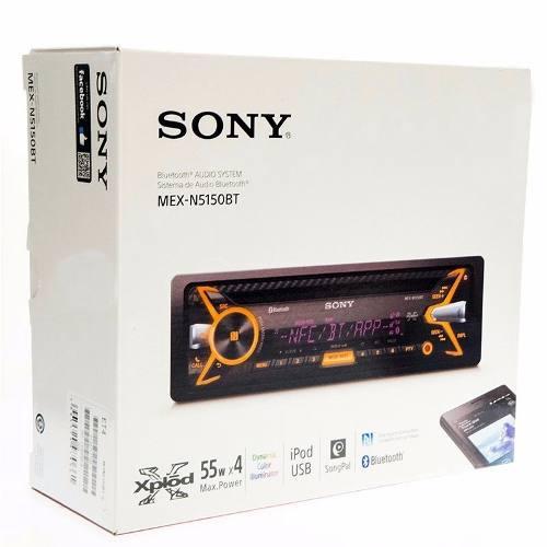 Autoestereo Sony Mex-n5150bt Bluetooth Multimedia Usb Mp3