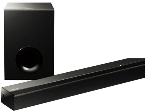 Barra De Sonido Sony 80 Watts Bluetooth Nfc Usb Optical Aux