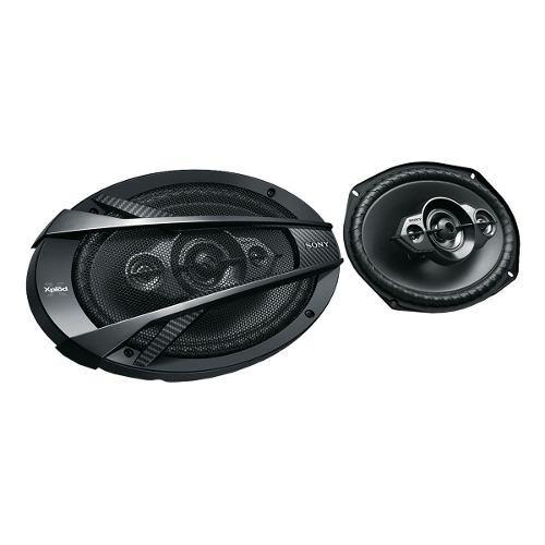 Bocina Coaxial Sony De 4 Vías De 16 X 24cm (6 X 9pulg.)