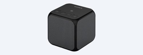Bocina Cubo Sony Inalámbrica Portátil Bluetooth 10 W Nfc