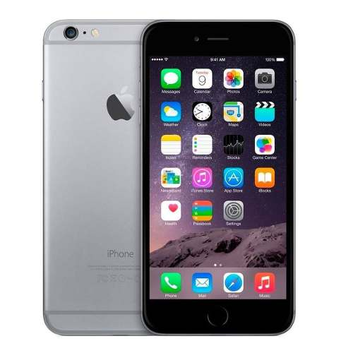 Celular Apple Iphone 6 16gb Cargador Original +regalos Extra