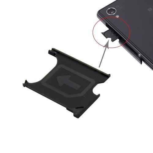 Charola Bandeja Porta Sim Chip Xperia Z Z1 Z2 T2 Z Ultra