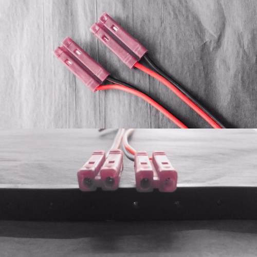 Conectores Sony Para Bafles De Modular 2 Piezas.