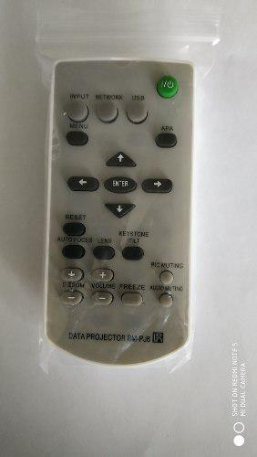 Control Remoto Compatible Sony Proyector Rm Pj 6