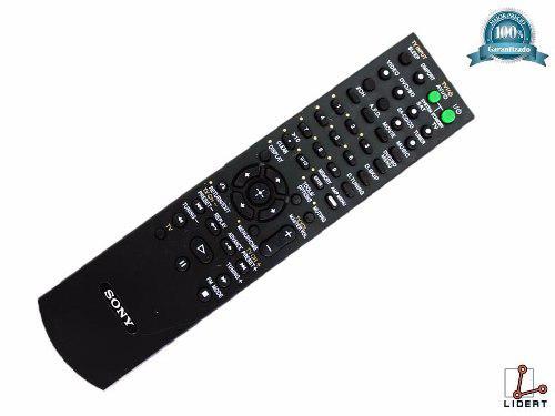 Control Remoto Para Teatro En Casa Audio Sony Gd-53