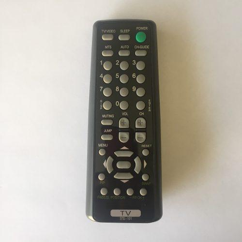 Control Remoto Para Tv Analógica Sony Directo Normal
