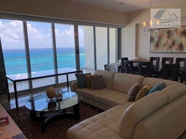 Departamento en renta en Cancun Zona hotelera / Condo for
