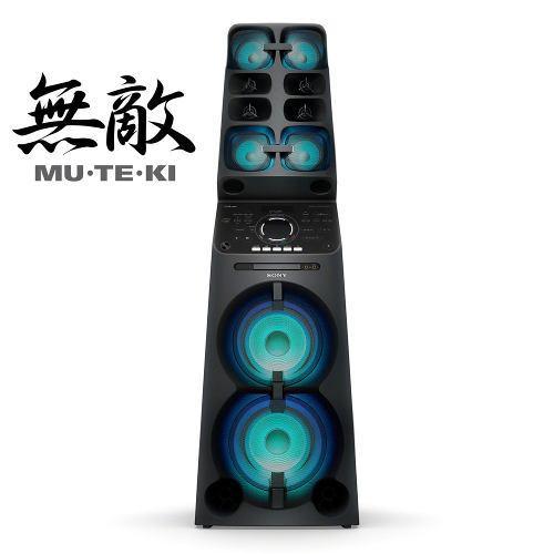 Equipo De Sonido Muteki V90