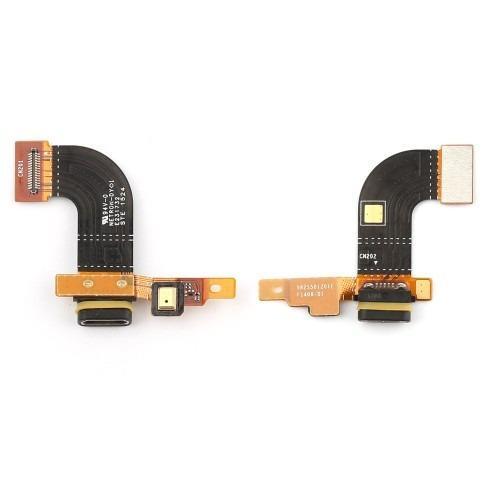 Flex Centro De Carga Microfono Sony Xperia M5 Envio Gratis