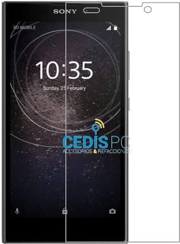 Mica De Cristal Templado Premium Para Sony Xperia L2 / H3321