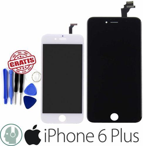 Pantalla Lcd Y Touch Iphone 6 Plus Blanca Y Negra Original!