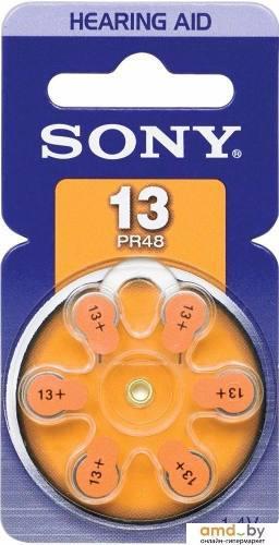 Pila Auditiva Boton Sony Carrusel C/ 6 Pzas Pr13-d6a 13 Pr48