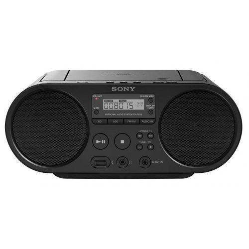 Radiograbadora Cd/mp3/aux.3.5mm Am/fm/usb Zsps50cp Sony