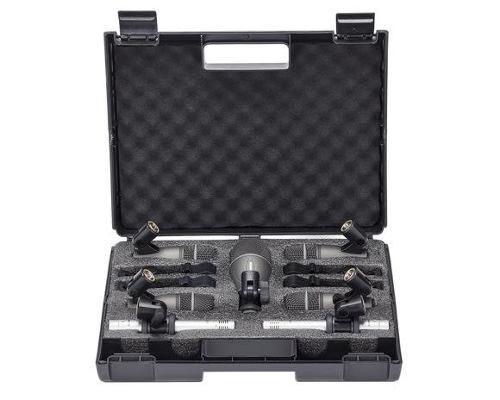 Samson Dk707 Juego De 7 Micrófonos Para Batería No Shure