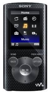 Sony Nwze384 8 Gb Reproductor De Vídeo Walkman Mp3 (negro)