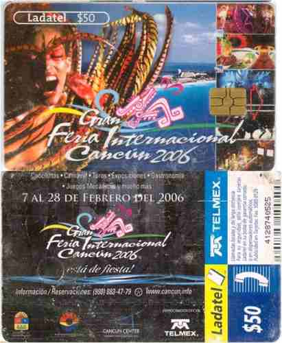 Tarj Feria Internacional Cancun