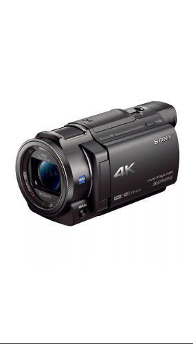 Videocámara Profesional Sony 4k Fdr Ax33