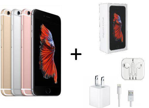 Apple Iphone 6s Plus 64gb Liberado Msi