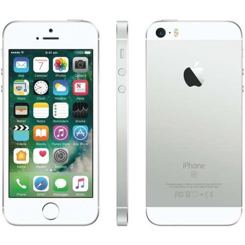 Apple Iphone Se 32 Gb Libre De Fabrica Nuevo Sellado Plata