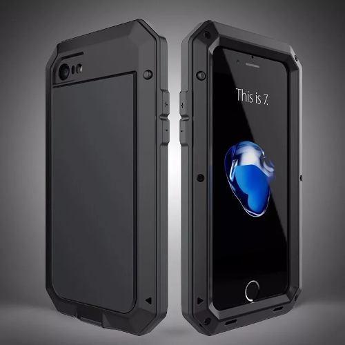 Bumper Funda Survivor Iphone 8,8+ 7 / 7 Plus / 6 /6+ Lunatik