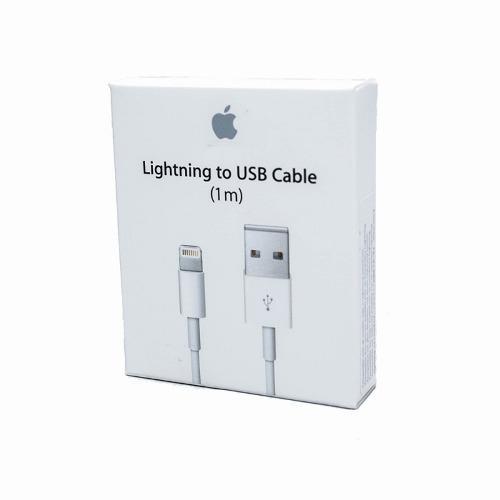 Cable Lightning 1m Original Para Iphone 5 6 7 8 X