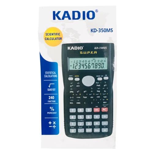 Calculadora Científica Con 240 Funciones Kadio