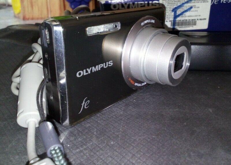 Camara Digital Olympus Fe  Detalle¡¡