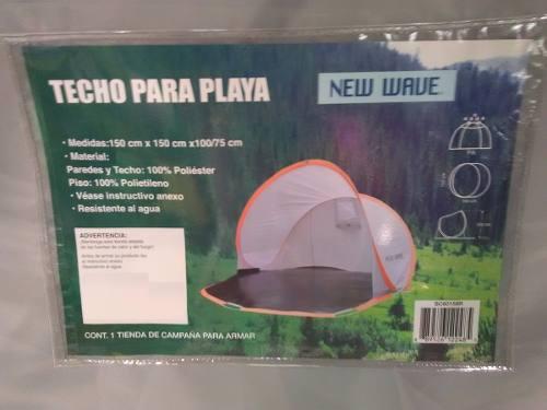 Casa De Acampar Para Playa Techo Envio Gratis 2 Personas