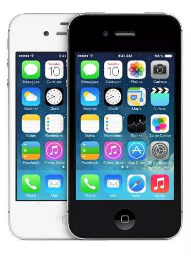Celulares Apple Iphone 4s 16gb Demo Whatsapp Facebook