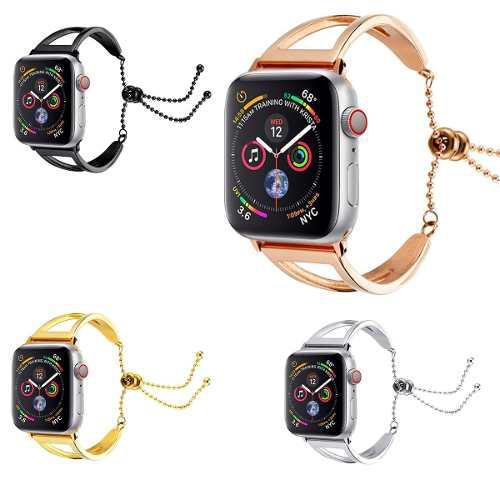 Correa Bracelet Fancy De Lujo Para Apple Watch + Regalo