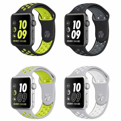 Correa Extensible Deportiva Para Apple Watch 42 Y 38 Mm