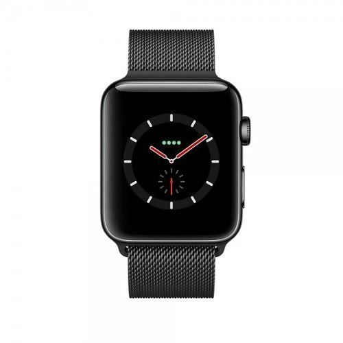 Correa Malla Metalica Milan Para Apple Watch 38-40mm 42-44mm