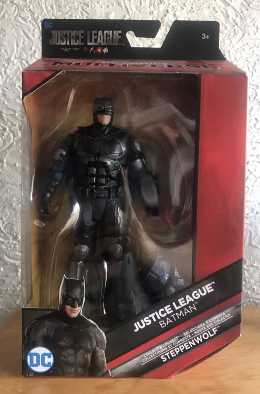 Dc Multiverse Batman Jl Baf Steppenwolf 6 Pulgadas