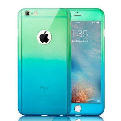 Funda 360 Iphone X 7 8 6 8p 7p 6p 5s Se + Cristal Templado