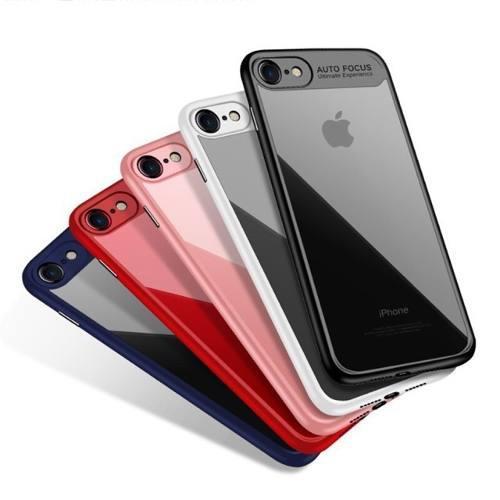 Funda Autofocus Iphone 7/7plus 8/8 Plus X Tpu Ultra Delgado